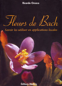 Applications locales fleurs de Bach, Ricardo Orozco